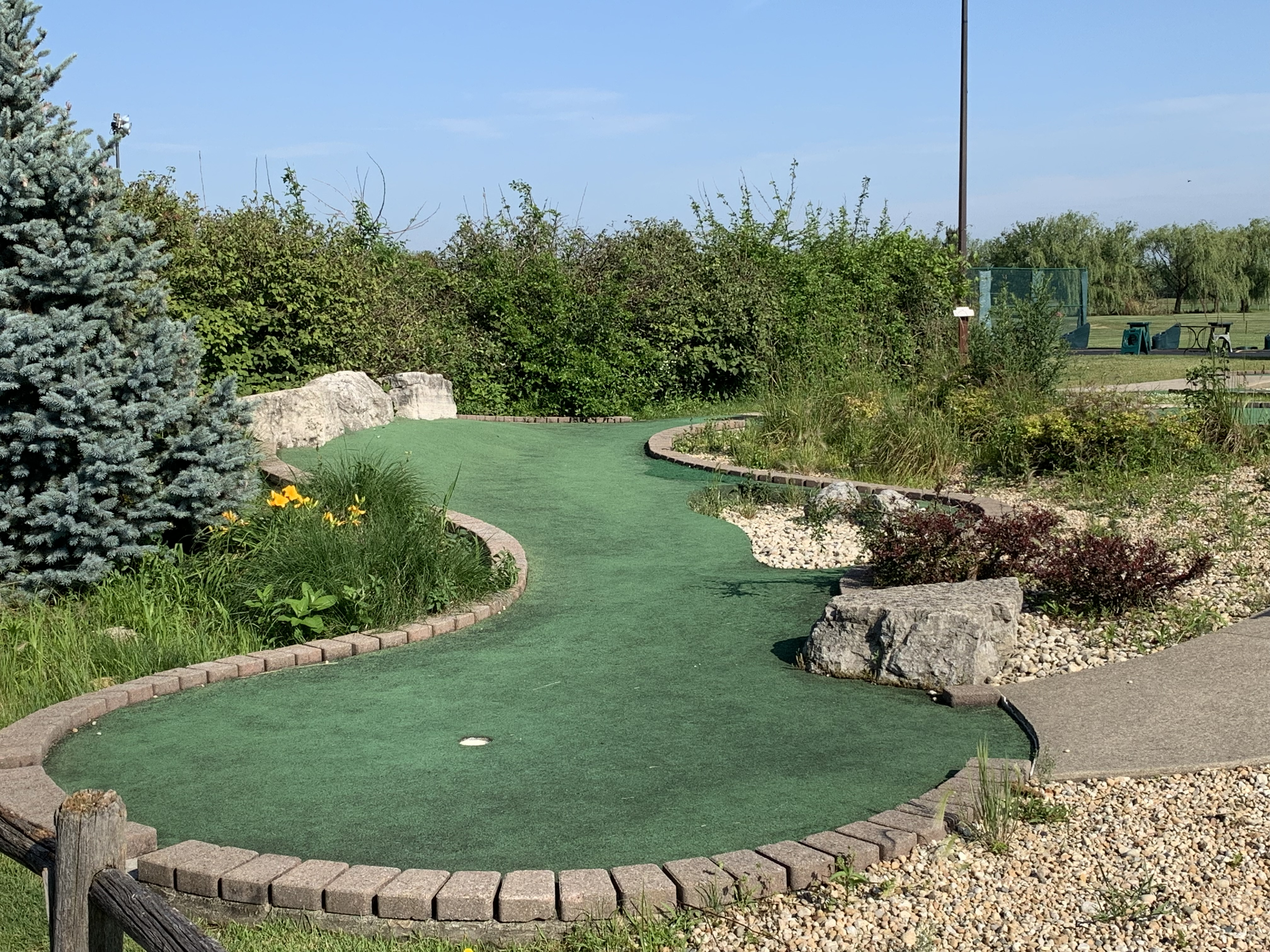 Practice Center - Stony Creek Golf Course